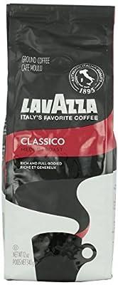 Lavazza Coffee Grnd Classico