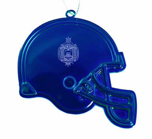 United States Naval Academy - Chirstmas Holiday Football Helmet Ornament - Blue (Naval Academy Football)