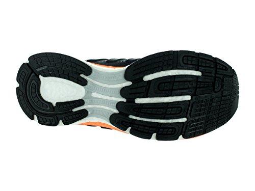 Adidas Supernova Glide Spinta Scarpa Da Corsa Sneaker - Womens Nero / Arancione