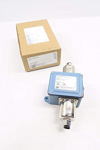 UNITED ELECTRIC J21K-150 DIFFERENTIAL PRESSURE SWITCH 0-40PSI D532254 - United Electric Differential Pressure Switch