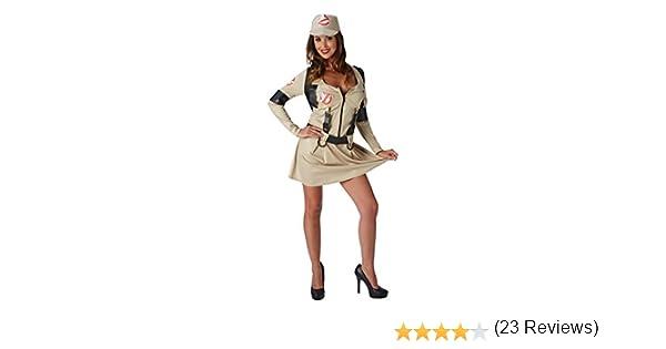 Rubies Disfraz de Halloween de Los Cazafantasmas para mujer, años ...
