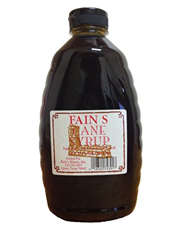 Fain's Ribbon Cane Syrup 1 quart (Pack of 1)