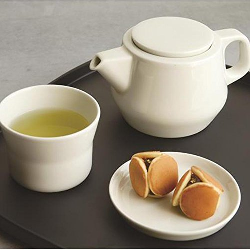 KINTO Gray Tea For One and Three KRONOS Double Wall Glass Espresso Cup, Set of 4 by KitcheNova (Image #4)