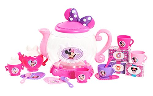(Disney Minnie Bowtique Teapot)