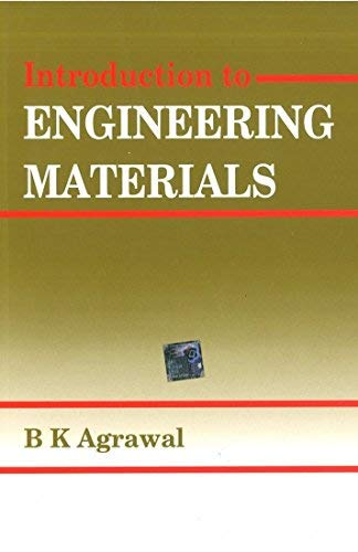 Introduction To Engineering Materials, 1Ed
