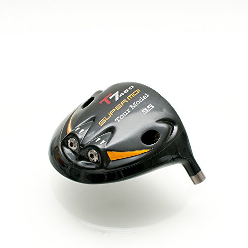 Asti T7 Super MOI Titanium Component Golf Driver Head Loft 9.5, 10.5, 12 Degree Right-Handed from Asti