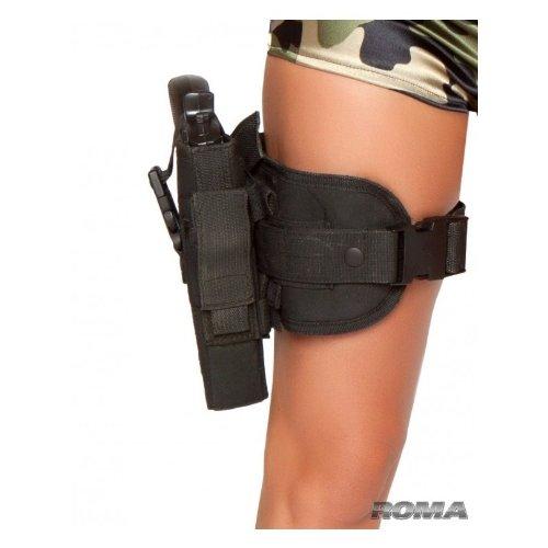 [Gun Leg Holster Costume] (Leg Gun Holster Costumes)