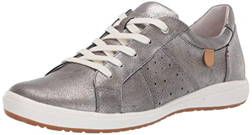 - Josef Seibel Women's Caren 01 Sneaker Platino 40 Medium EU (9-9.5 US)