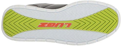 Lugz Mænds Zrocs Mode Sneaker Sort / Lime Grøn / Hvid D21tFO8Lkm