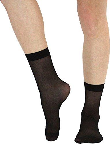 Nylon Sheer Stocking - 5