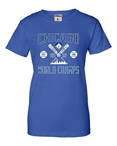 Chicago Cubs Ladies Shirt - 5