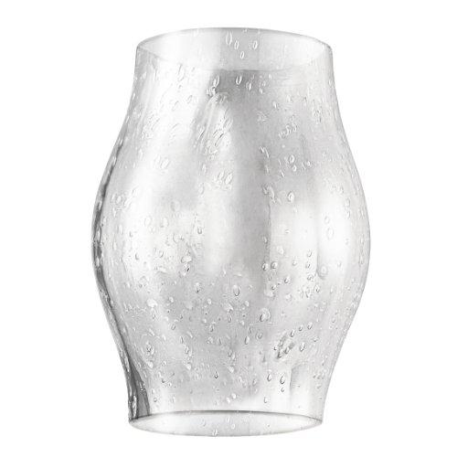 Kichler Lighting 4122 Kearn Collection Clear Seedy Accessory Glass Shade