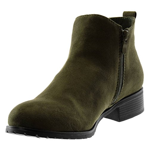 Chelsea Motard Mode Angkorly Bottine Boots Femme Chaussure XtwCqCPF