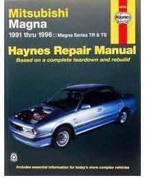 ([Mitsubishi Magna Australian Automotive Repair Manual: 1991 to 1996] (By: Eric Godfrey) [published: October, 2000] )