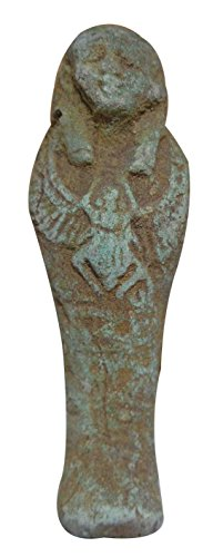 Funerary Statue (Egyptian Rare Mummy Ushabti 2.5