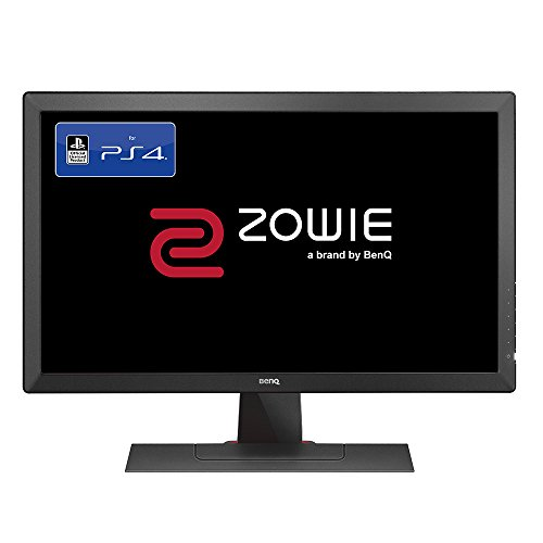 BenQ Zowie RL2455 24-inch Gaming Monitor (Console e-Sports, Lag-Free Technology, Game Modes, Black Equaliser) - Dark Grey