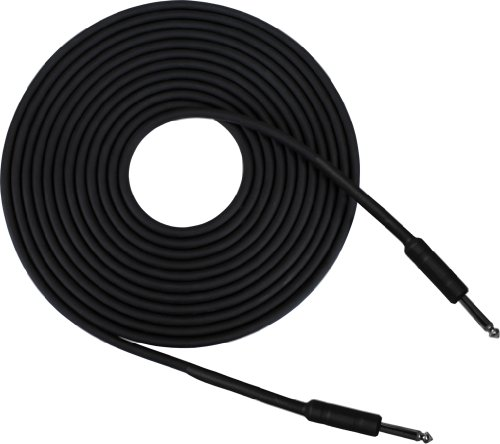 RapcoHorizon G1S-30 1/4-Inch 30-Feet Players Series Hot Shrink Instrument Cable