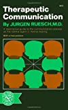 Therapeutic Communication, Jurgen Ruesch, 0393006727