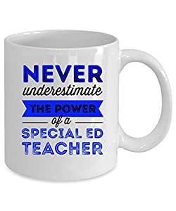 Special Education Teacher Coffee Mug 11 oz. Special Education Teacher gift