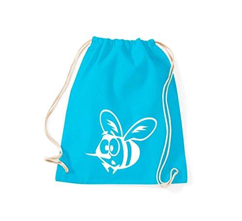 Animaux Gym Turquoise De Shirtstown D'abeille Sac qE7ptWxwT