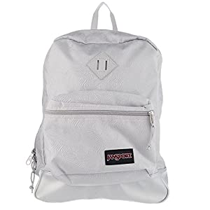 JanSport Unisex Super FX Silver Psychedelic 1 Backpack