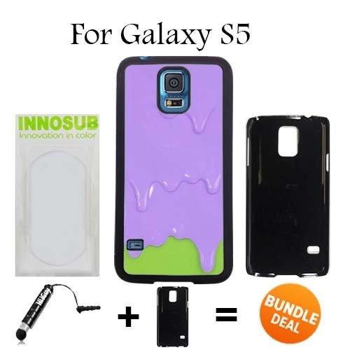 galaxy s5 melting ice cream case - 3