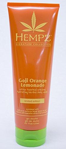 Hempz, Goji Orange Lemonade Wash, 8.5 Ounce Limited Edition