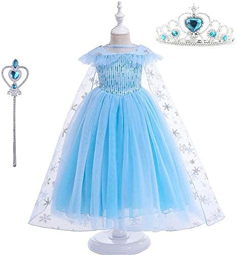 DXYtech Costumes Princess Sequins Toddler product image