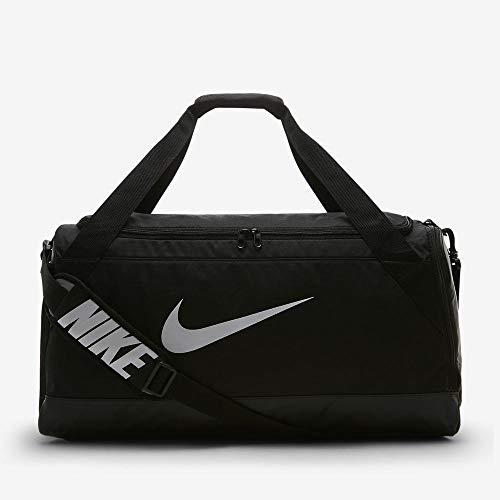 Amazon.com: NIKE Brasilia Medium Training Duffel Bag: Nike ...