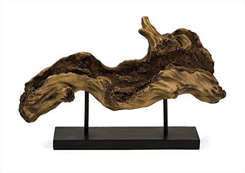 IMAX 70253 Berne Drift Wood Sculpture (Drift Wood Wall)