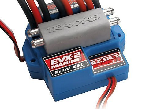 Price comparison product image Traxxas 3020 Marine EVX-2 Electric Speed Control [parallel import goods]