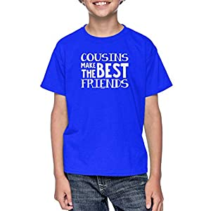 Cousins Make The Best Friends – Matching Youth T-Shirt