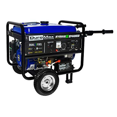 DuroMax Hybrid Dual Fuel XP4400EH 4,400-Watt Portable Generator by DuroMax (Image #2)