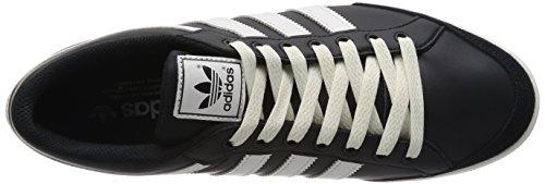 Adidas Plimcana Low - Zapatillas de deporte para hombre Nero (Noir (Noir/Ftwbla/Vapbla))