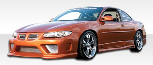 1997-2003 Pontiac Grand Prix 2DR Duraflex F-1 Kit- Includes F-1 Front Bumper (101903), F-1 Rear Bumper (101904), and F-1 Sideskirts (101902). - Duraflex Body Kits