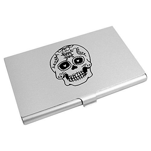 Card Wallet Business 'Sugar Azeeda Skull' Holder Credit CH00002853 Card t0Fq7w17Ex