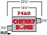 Cherry Bomb 7460 Pro Muffler