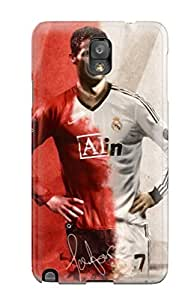 Series Skin Case Cover For Galaxy Note 3(cristiano Ronaldo Shirtless)