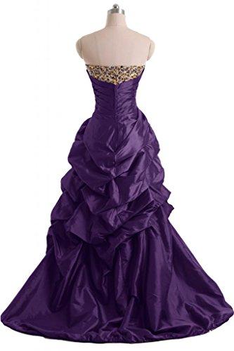 Sunvary elegante raso senza spalline Hi-Lo pieghettato Prom Dress Cocktail Party Dress Regency 52