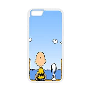 iPhone 6 4.7 Inch Phone Case Charlie Brown and Snoopy T8T91095