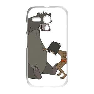 Motorola Moto G Phone Case White Jungle Book ES3TY7877067
