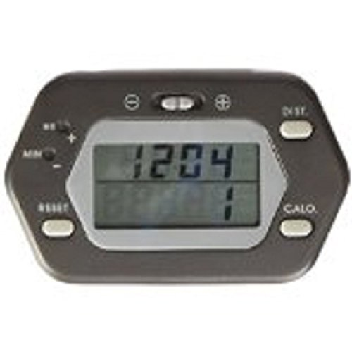 High Gear Pe318 Pedometer (Steps, Distance and Calories) High Accuracy Pedometers (Pedometer High Gear)
