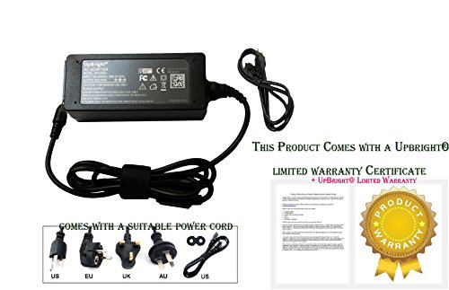 UpBright NEW AC / DC Adapter For Samsung WAM-550 WAM550 WAM550/ZA WAM550/XN Shape M5 Multi-Room Speaker Power Supply Cord Cable PS Charger Mains PSU