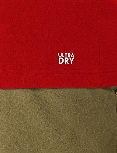 rouge Th3377 Hombre Camiseta Lacoste marino Rouge Ifq0qwR