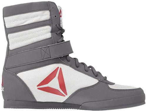 Red Reebok nbsp;botas Grey De skull blanco Grey Negro Gre Buck nbsp;– Hombre Boxeo white Ash Para excellent 44r5Zqw1