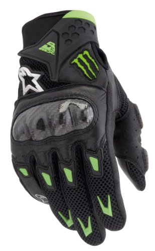 alpinestars m10 air carbon gloves - 1
