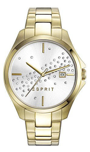 Esprit Watch TP10843 Gold - ES108432001-Gold - stainless-steel-Round - 38 mm