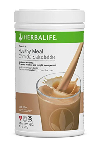 Healthy Meal Nutritional Shake Mix – Cafe Latte