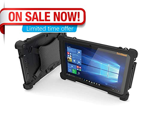 (Flex 10A Windows 10 Pro Rugged Tablet - Military Drop Tested)