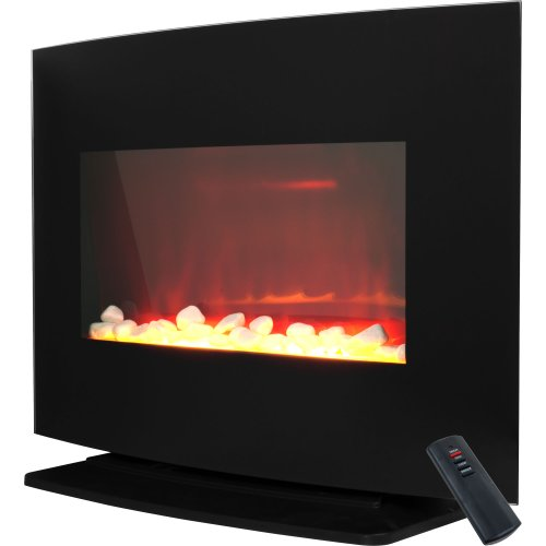 ProLectrix 80-4998 Windsor Wall Mounted or Free Standing Electric Fireplace